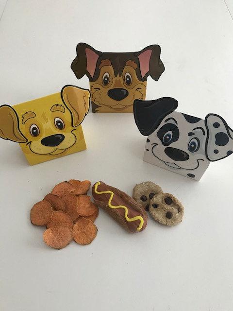 Pup Snack Box