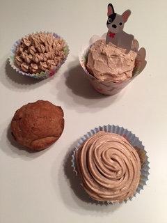 Carob Chip Pup~Cakes