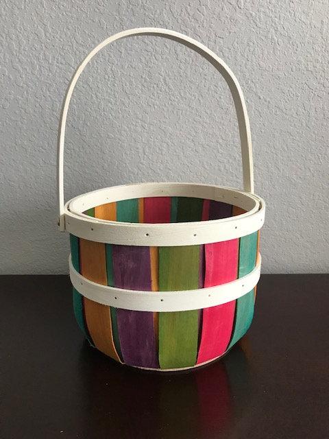 Multi-color Basket