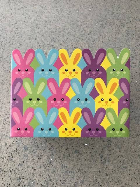 Small Easter Bunny Box