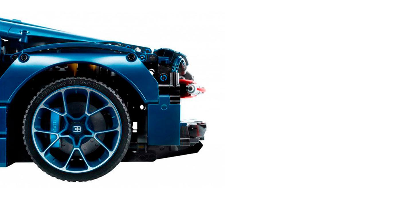 Lepin Bugatti 4