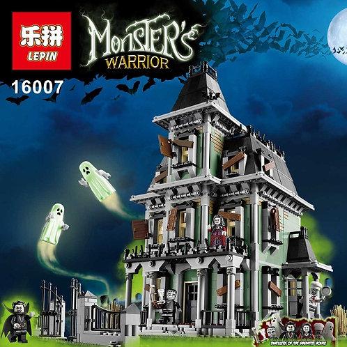 16007 Lepin Дом с привидениями