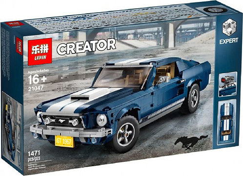 21047 Lepin Ford Mustang GT 1967