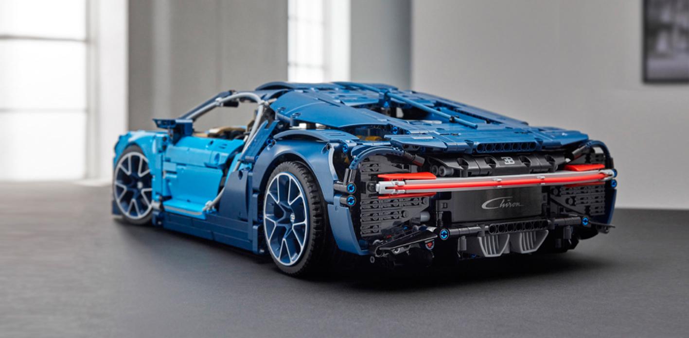 Lepin Bugatti 1