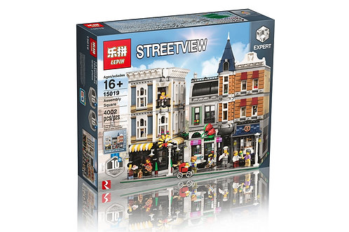 15019 Lepin Городская площадь