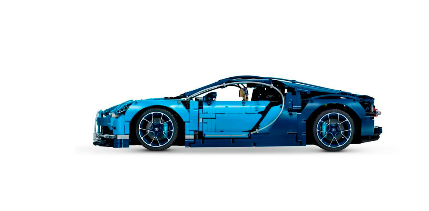Lepin Bugatti 5