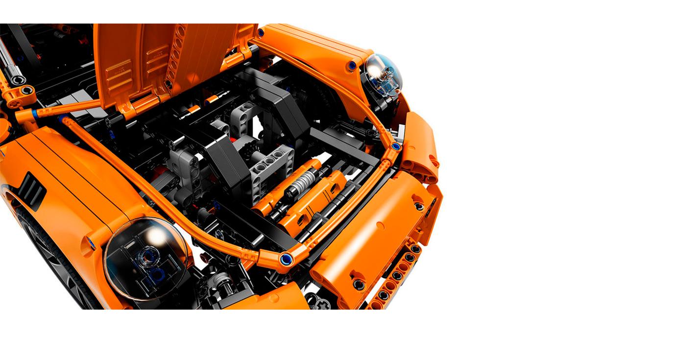 Lepin Porsche 3