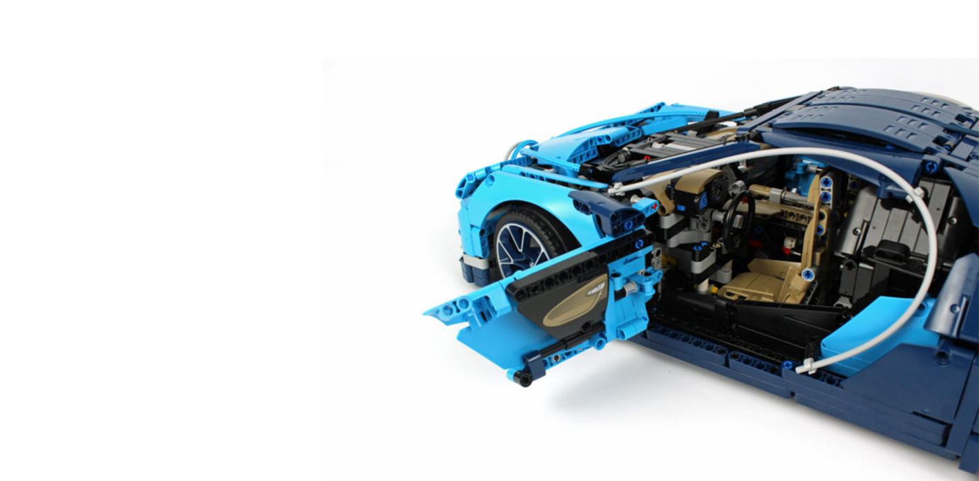 Lepin Bugatti 2