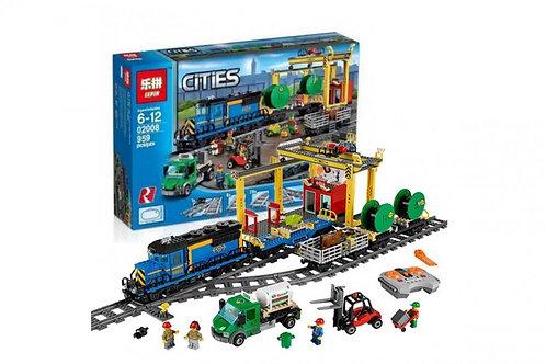 02008 Lepin Грузовой поезд