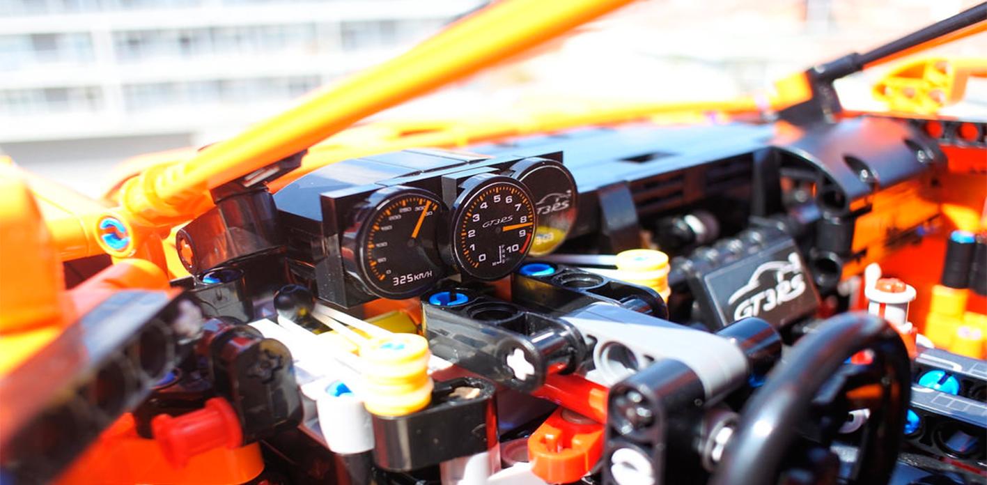 Lepin Porsche 2