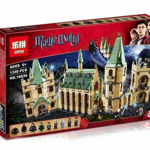 16030 Lepin Замок Хогвартс