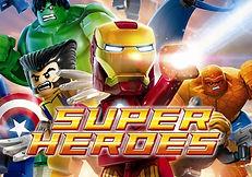 Лепин Lepin Super Heroes