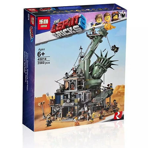 45014 Lepin Welcome to Apocalypseburg!