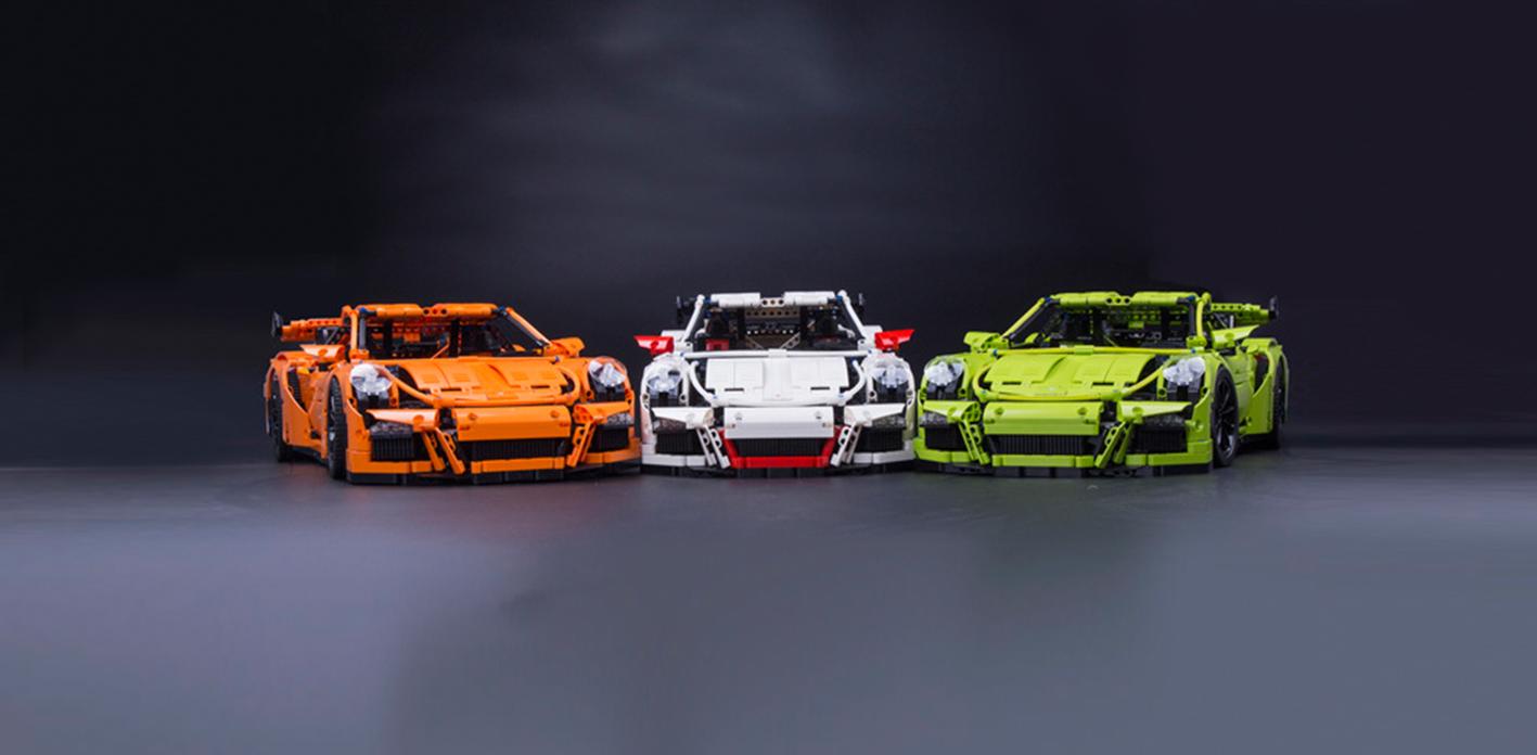Lepin Porsche 6