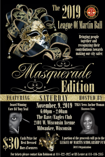 Let's Have Some Fun at The Masquerade Ball
