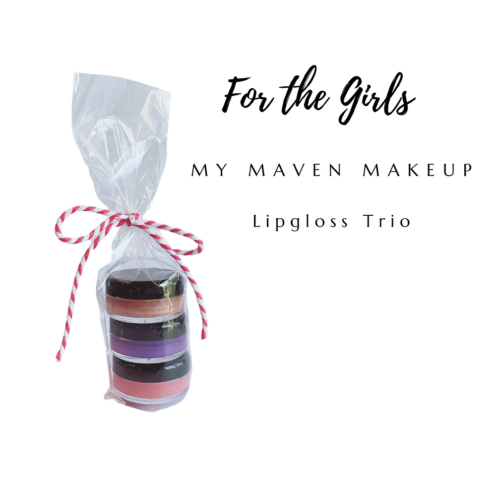 Little Girls Lipgloss Trio