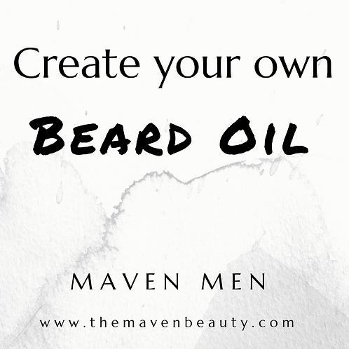 Custom Beard Oil