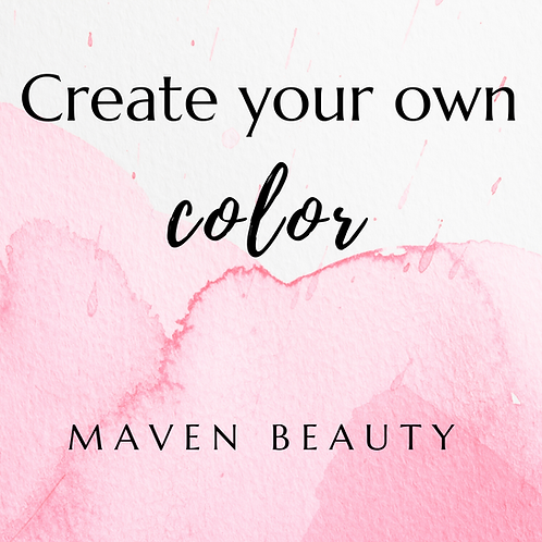 Create your own Custom Lipstick