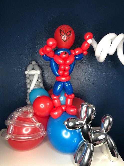 Superhero Centrepiece