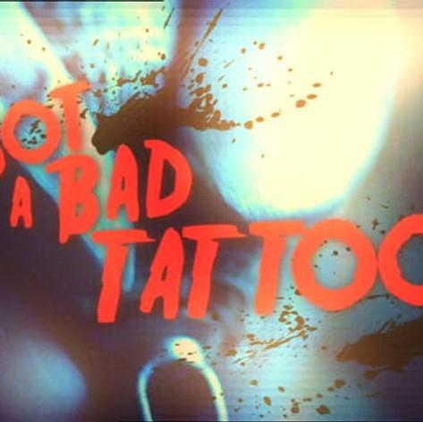 E4 Tattoo Fixers Promo