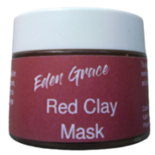 Red Clay Mask - A Mineral Rich Mask