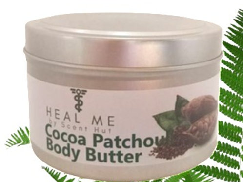Cocoa / Patchouli Body Butter