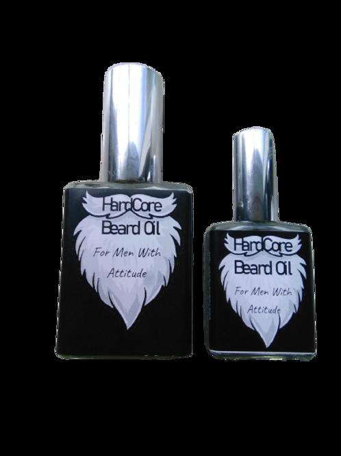 Hardcore Beard Oil