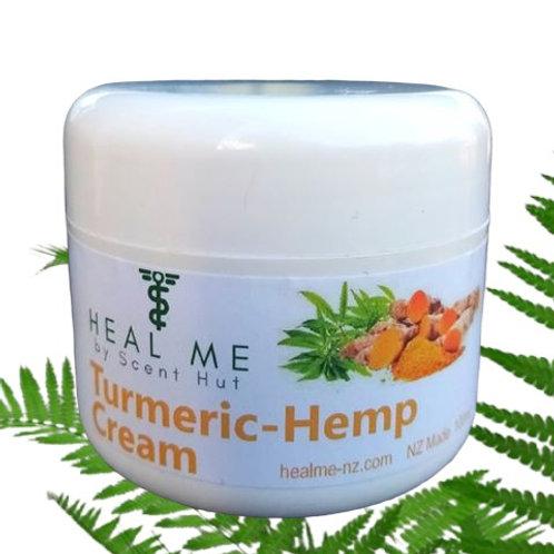 Turmeric-Hemp Pain Cream 100ml