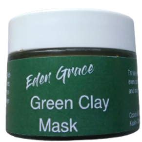 Green Clay Mask - A Mineral Rich Mask