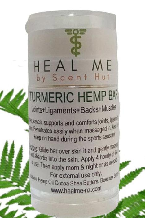Turmeric Hemp Pain Bar