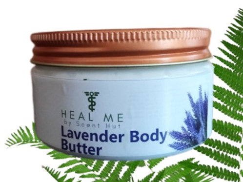 Lavender Body Butter 250ml