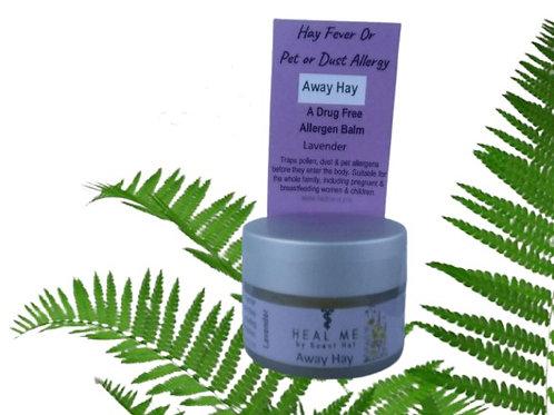 Away Hay Lavender