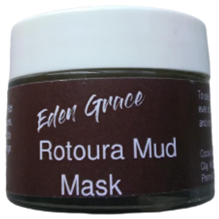 Rotorua Clay Mask - A Mineral Rich Mask