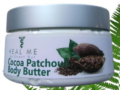 Cocoa Patchouli Body Butter 250ml