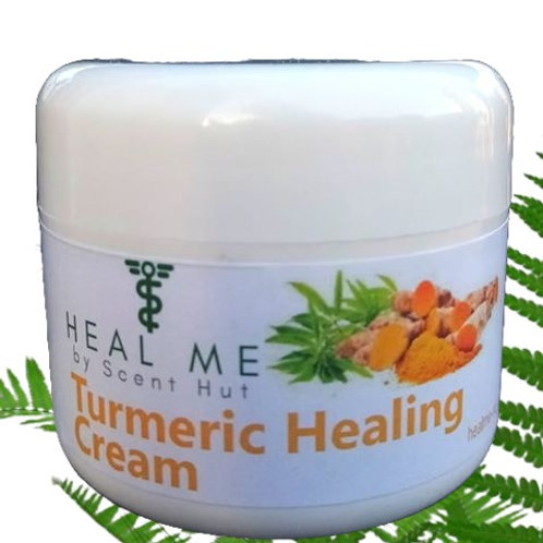 Turmeric Hemp Healing Eczema Cream 100ml