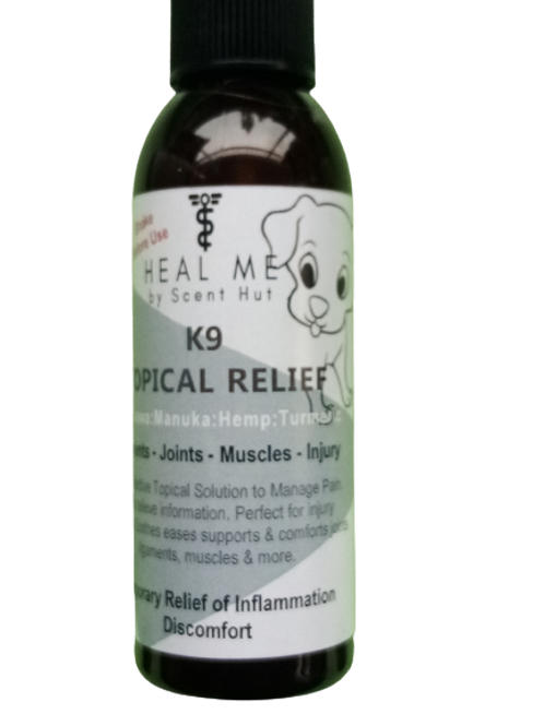 K9 Topical Pain Relief