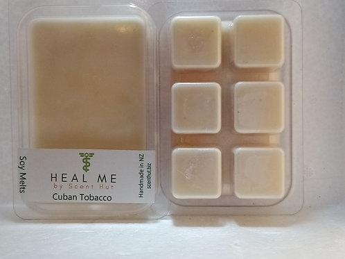 Cuban Tabacoo Soy Melts