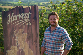 James Manning announced as BBC Harvest Presenter