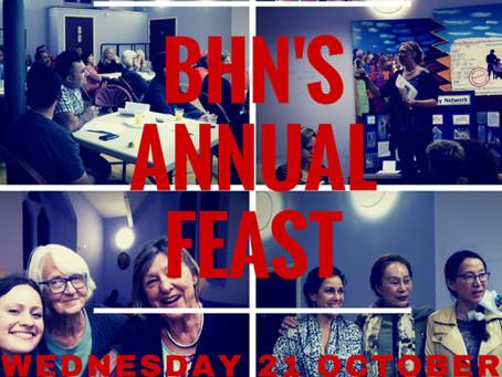 BHN Annual Feast 2015