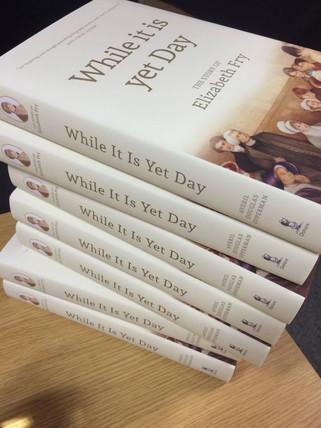 Elizabeth Fry book launch