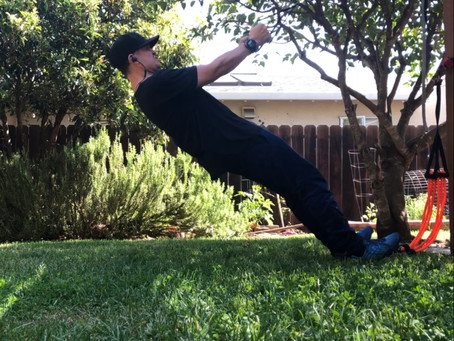 Guest Post: 3 Suspension Exercises You Need To Be Doing with Kelly Pullizi, BS, CSCS, CFSC, CPT