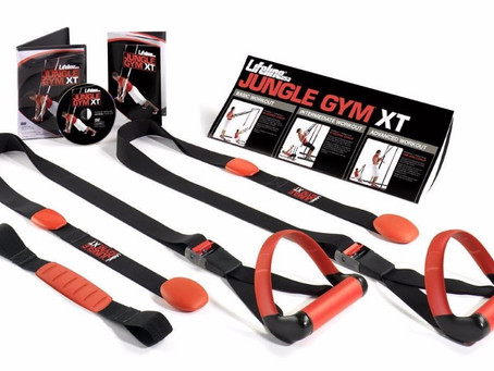REVIEW: FITNESS MADE SIMPLE WITH THE LIFELINE USA JUNGLE GYM XT