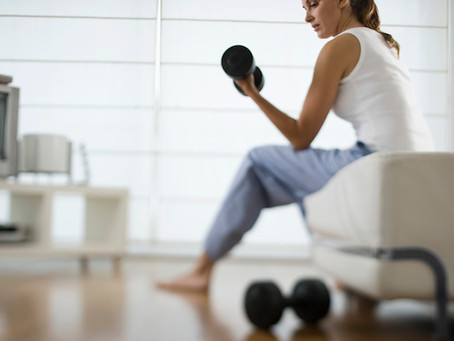 BUSY PARENTS: 4 WAYS TO FIT IN FITNESS AT HOME