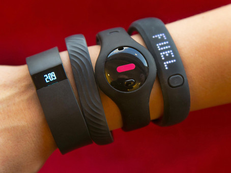 CONFESSIONS OF A RECOVERING FITNESS TRACKER FANATIC