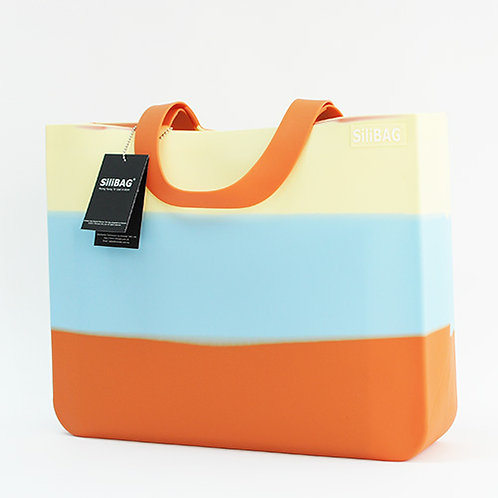 SiliBAG-3 color|Multi Orange
