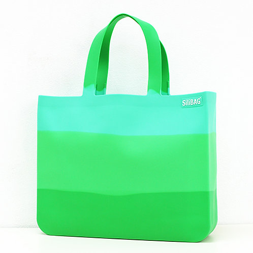 SiliBAG-3 color|Bright Green