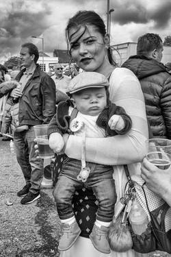 Young Traveller Mum