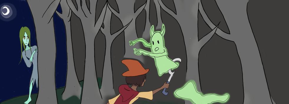 Killing Ghosts