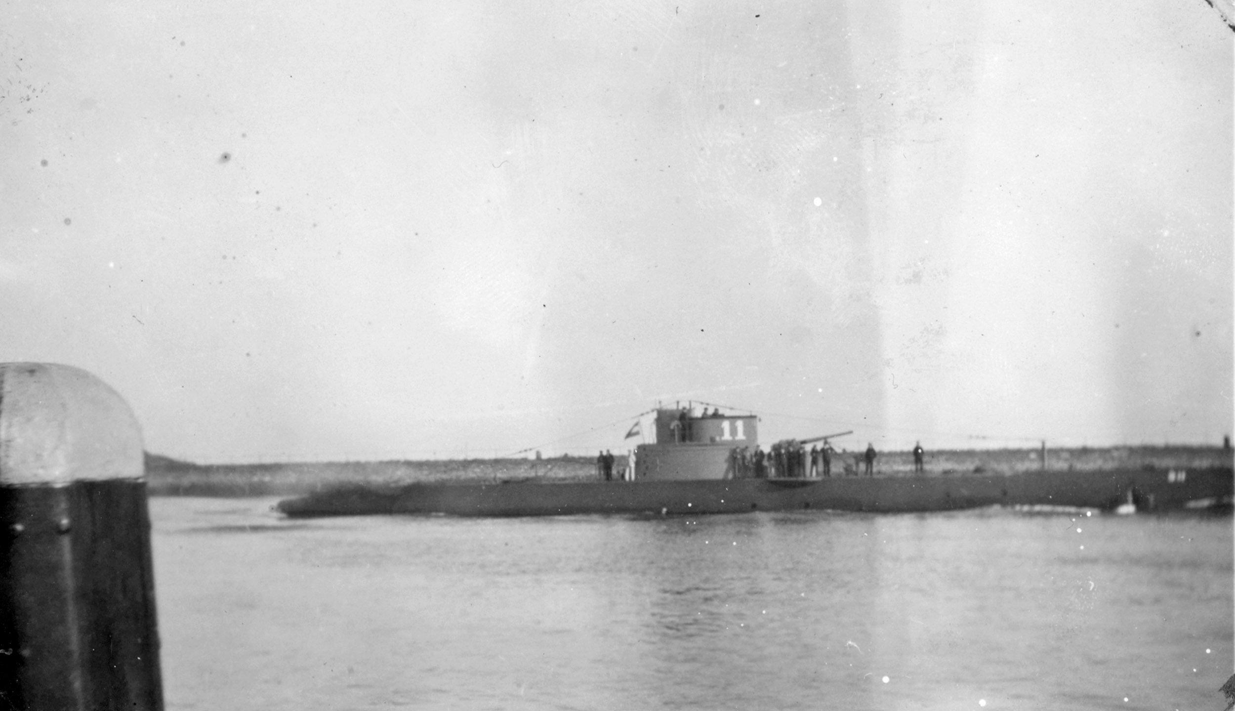 onderzeeboot Hr. Ms. O 11