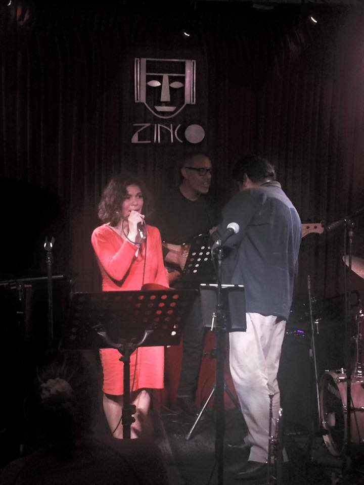 Zinco Jazz Club, Mexico City
